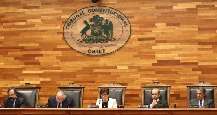Tribunal Constitucional | Rodrigo Saenz | Agencia Uno