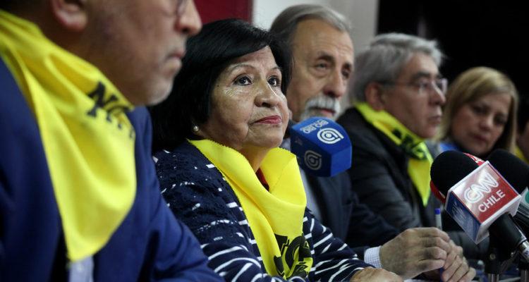 Profesora Maria Ojeda | Ailen Díaz | Agencia Uno
