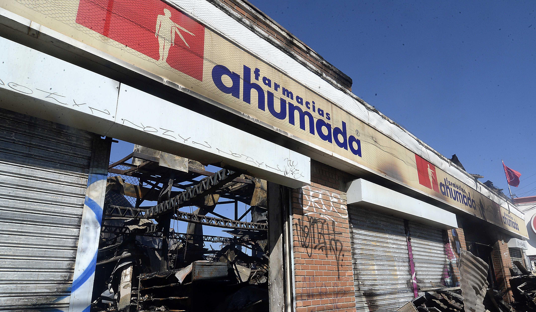 Salcobrand, Ahumada y Cruz Verde: casi 200 farmacias han sido ...