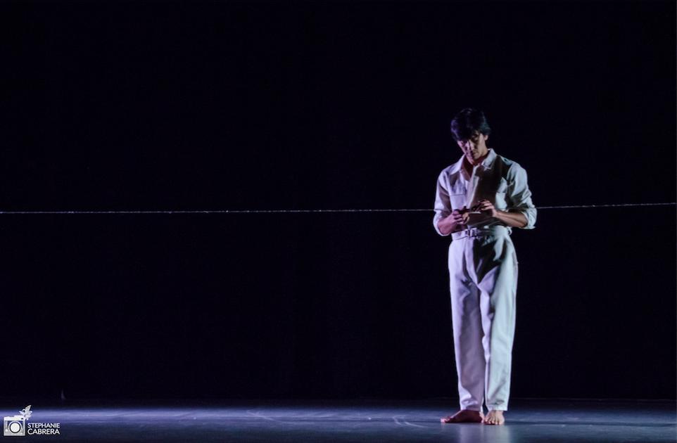 Festival de Danza Contemporánea Chiloé Cuerpos en Lluvia