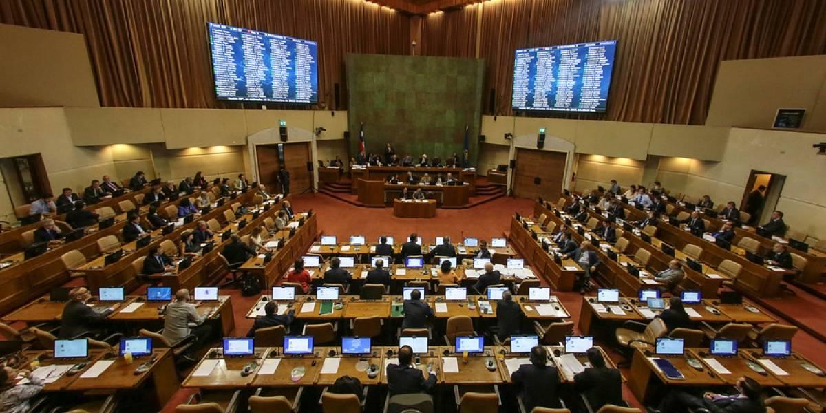Congreso de Chile | Agencia UNO
