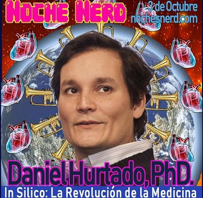 Daniel Hurtado, Noches Nerd (c)