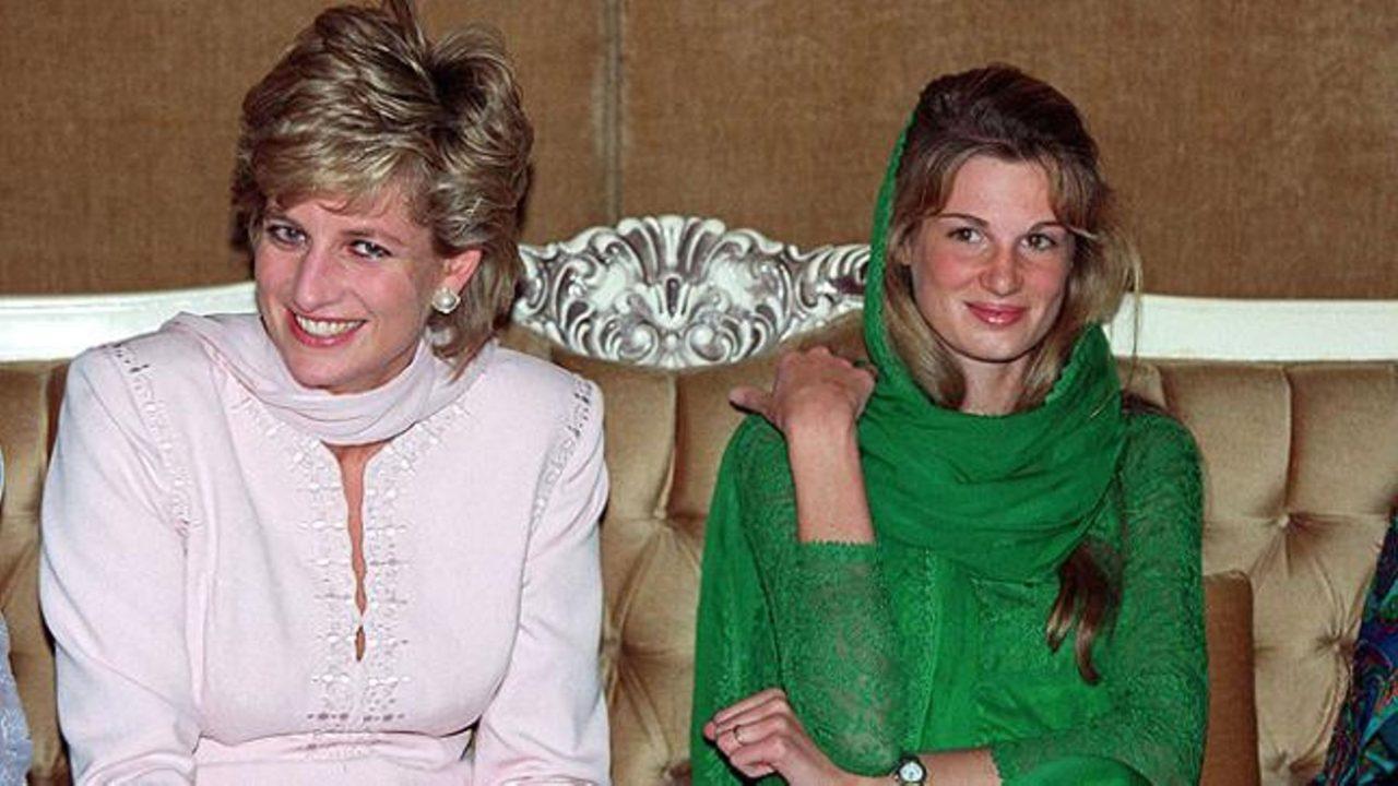 Jemima y Diana