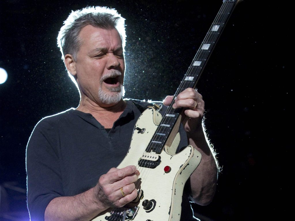 Eddie Van Halen | Vía Canoe