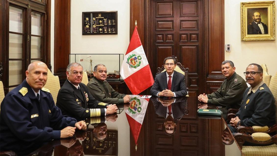Presidencia del Perú