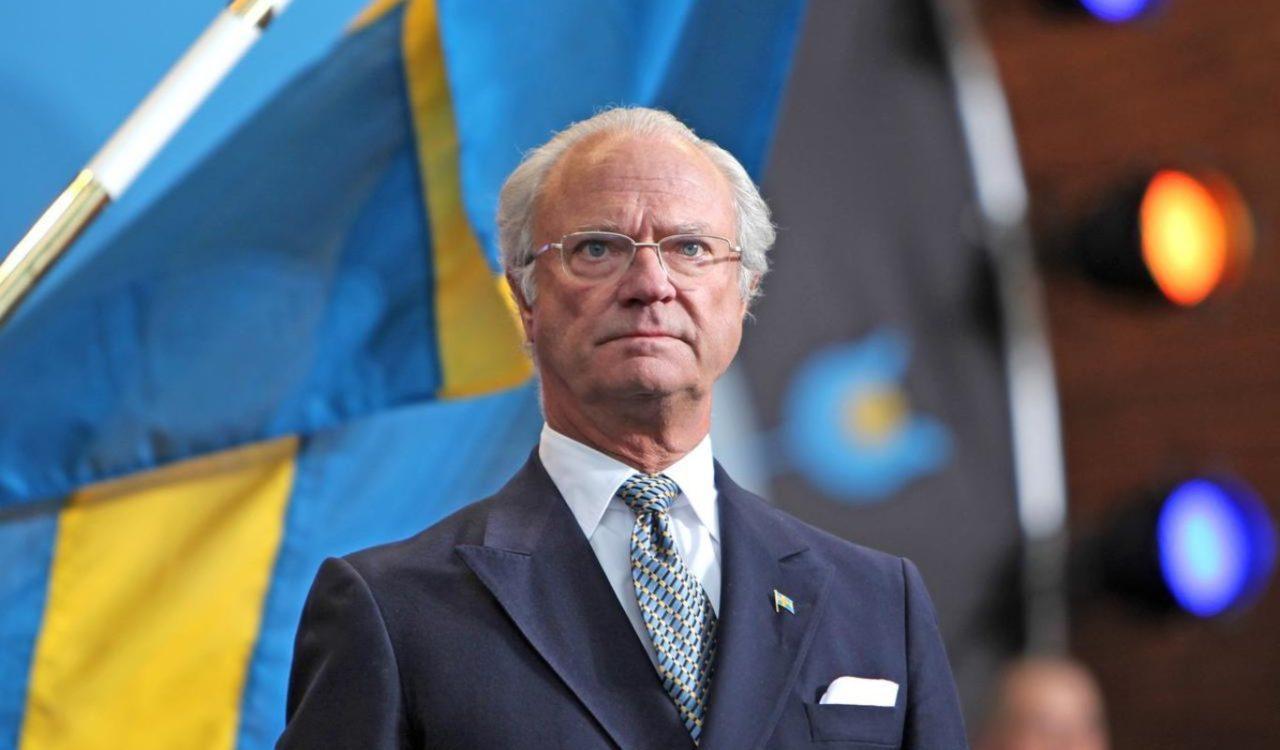 Rey de Suecia Carlos Gustavo XVI | AFP