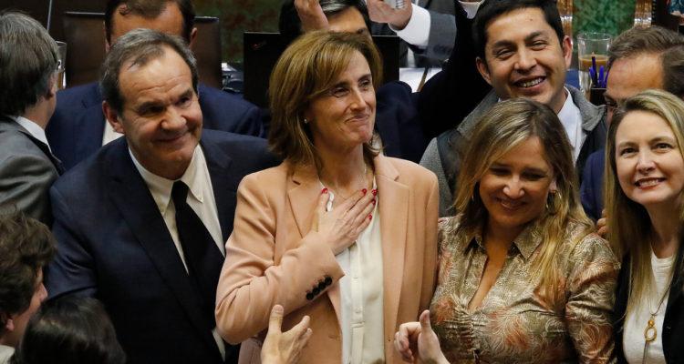 Image result for marcela cubillos + acusacion constitucional