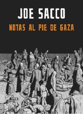 Notas al pie de Gaza, Reservoir Books (c)