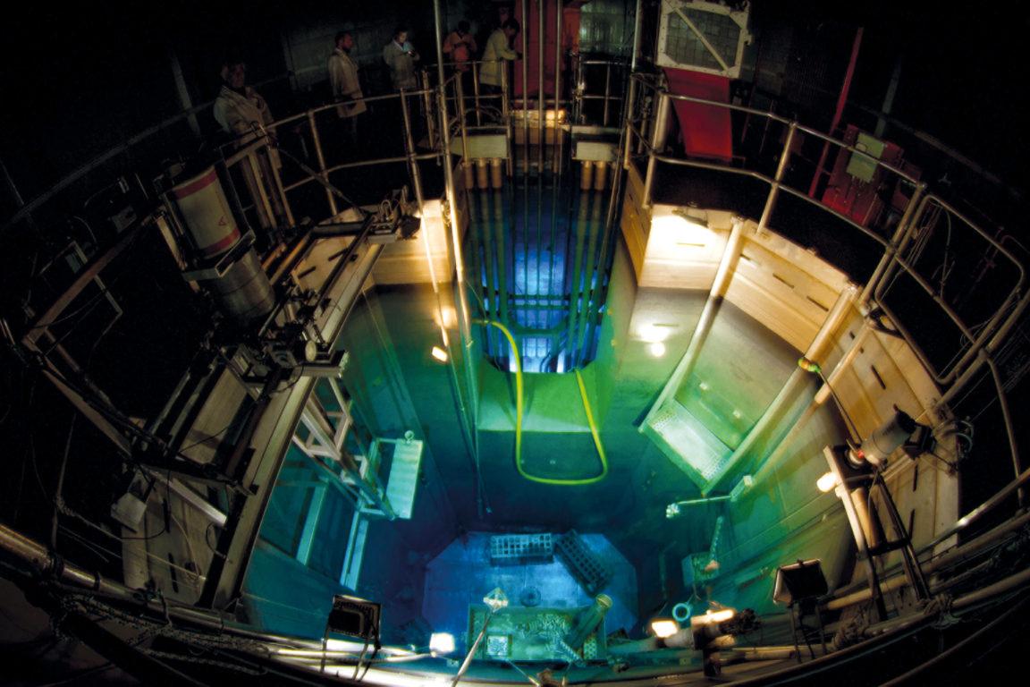 Centro de Estudios Nucleares | OH! Stgo