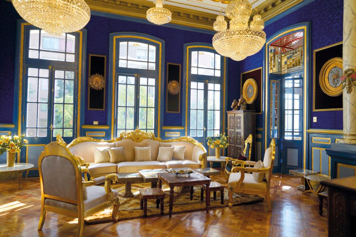 Palacio Hindustán | OH! Stgo