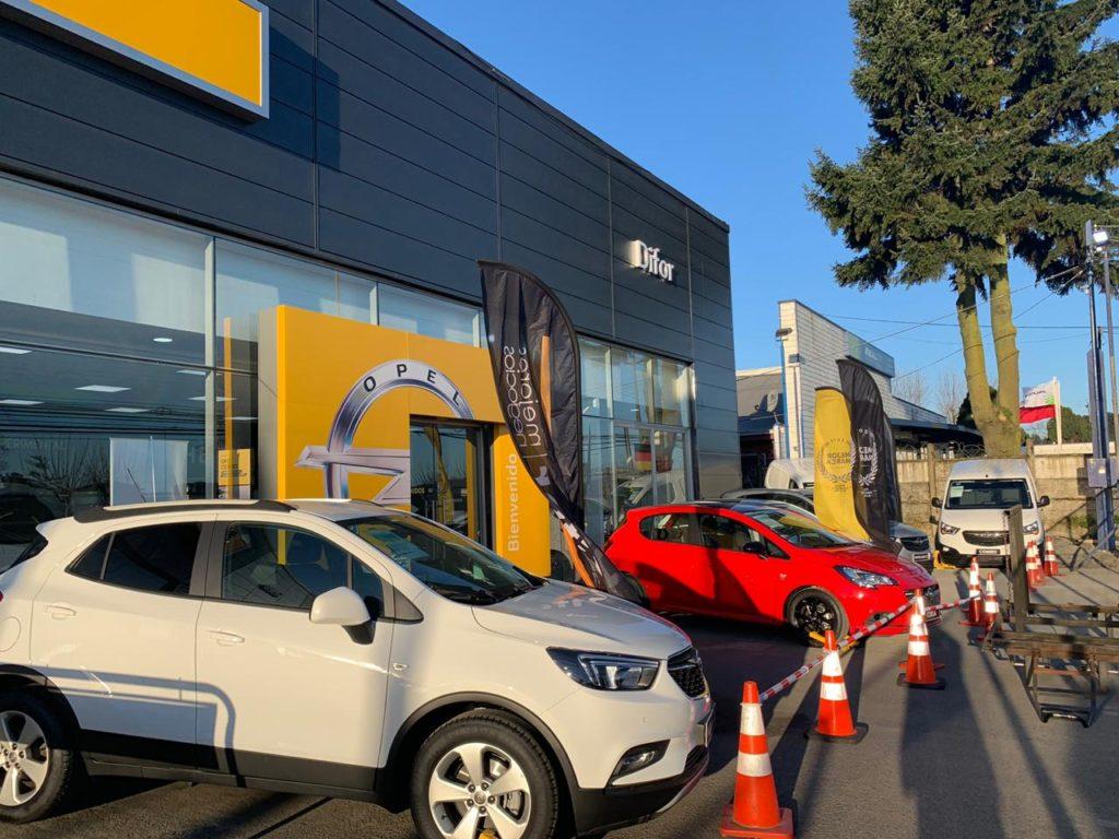 Local Opel - Difor en Puerto Montt