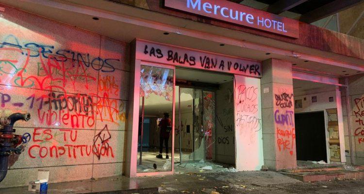Hotel Mercure | Felipe Cornejo (RBB)