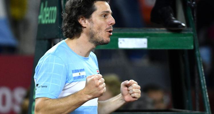 Gaudio y el Argentina-Chile en la Davis: