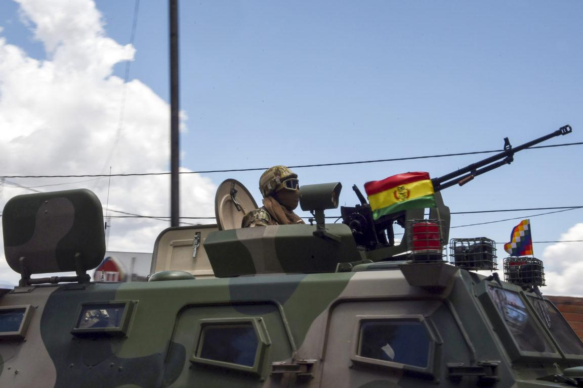 AIZAR RALDES / AFP