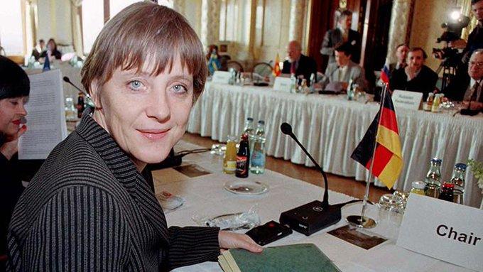 El sueño imposible de una joven Ángela Merkel: Montañas Rocosas y Bruce  Springsteen | Internacional | BioBioChile