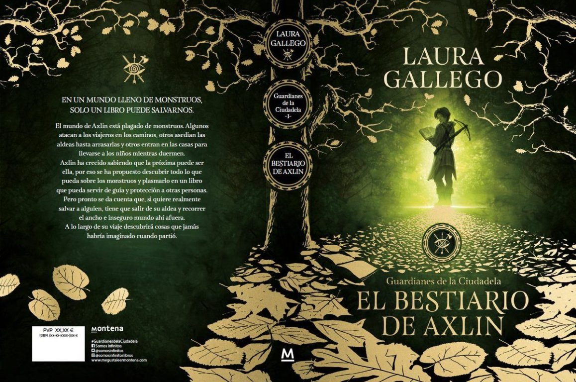 El Bestiario de Axlin | Laura Gallero