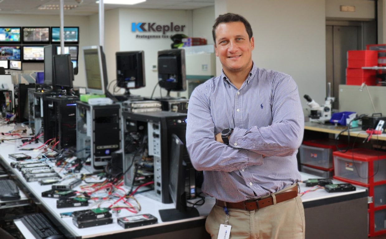 Hugo Galilea, CEO de Kepler