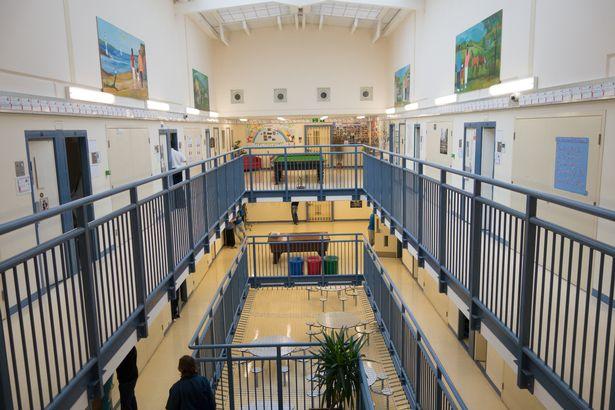 Prisión de Bridgend