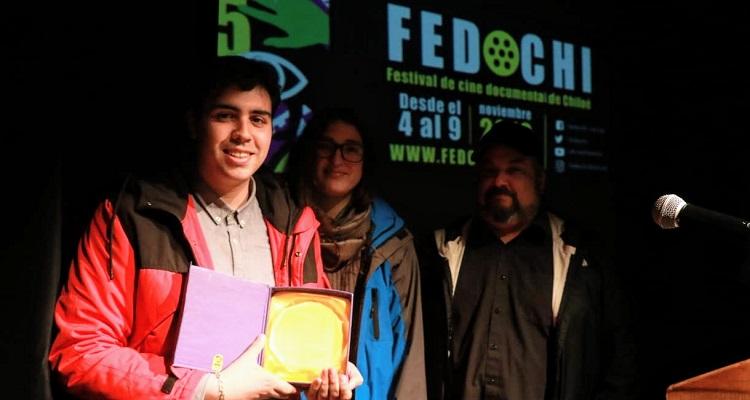 Premiación Fedochi 2019, Antonio Zagal (c)
