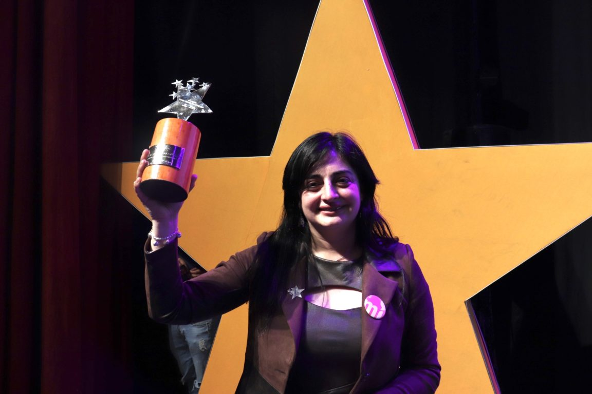 Nadia Valenzuela | Global Teacher Prize Chile 2019
