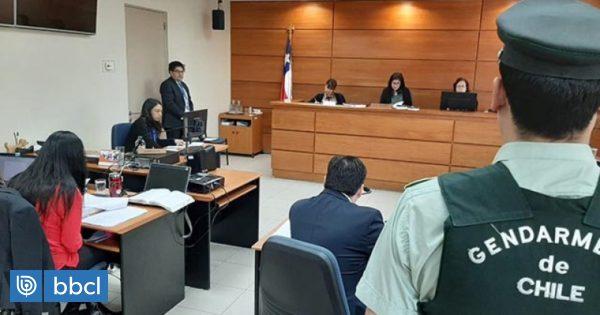 22 años de cárcel para el violador del cerro Condell en Curicó - BioBioChile