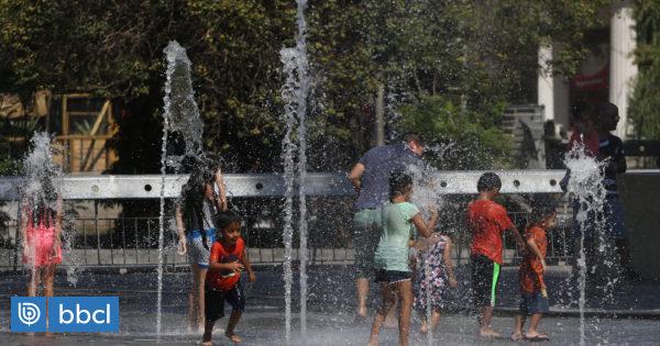 Termómetros marcarán hasta 36°C: emiten alerta por temperaturas extremas desde Valparaíso a Ñuble - BioBioChile