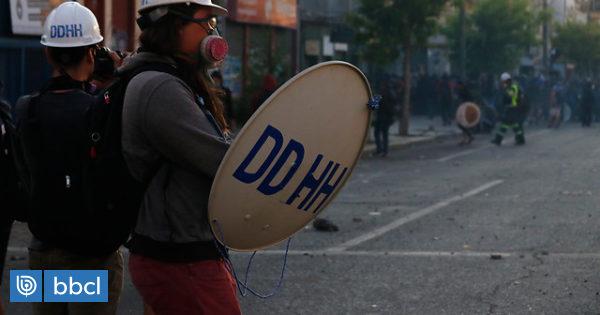 Delegación de Valdivia presentó en Santiago los casos más graves de la región por violaciones a DDHH - BioBioChile