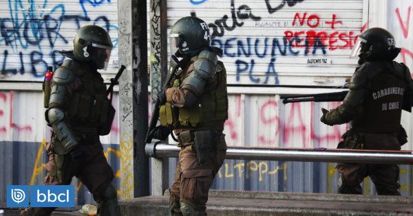 Corte de Valparaíso acoge amparo por seis heridos por perdigones en manifestaciones y ordena indagar - BioBioChile