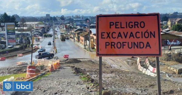 Analizan extender hasta enero entrega de avenida República en Osorno - BioBioChile