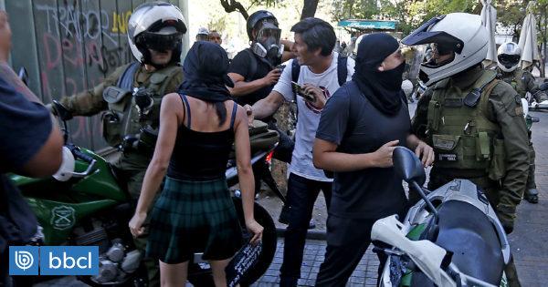 Seremi de la Mujer de Valparaíso anuncia apoyo para denunciantes de abuso sexual en manifestaciones - BioBioChile