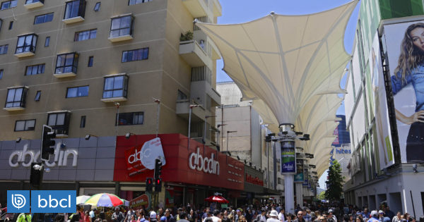 Comercio de Concepción abre más temprano y comienza a retomar tranquilidad en jornadas - BioBioChile
