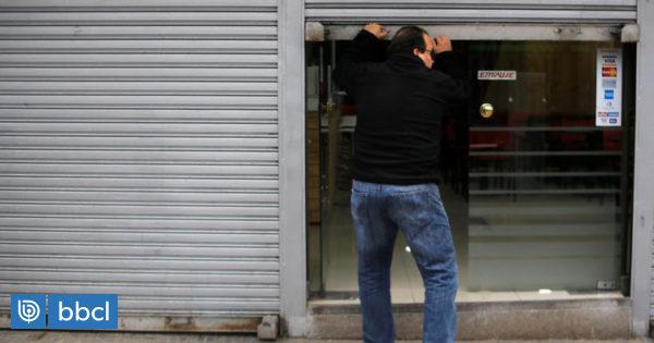 Llaman a comerciantes afectados por incidentes en Valdivia a cooperar para reactivar actividades - BioBioChile