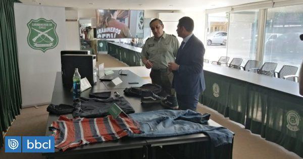 Detienen a acusado de apedrear y quemar bus interprovincial en Melipilla - BioBioChile