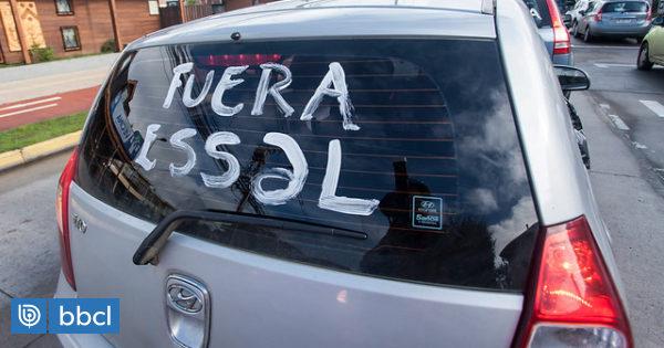 Municipio de Osorno rechaza realizar plebiscito sobre eventual caducidad de la concesión de Essal - BioBioChile