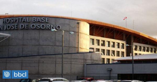 Hospital Base de Osorno suma más de 200 atenciones de urgencia en manifestaciones - BioBioChile
