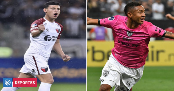 Independiente del Valle y Colón definen en Paraguay al nuevo monarca de la Copa Sudamericana - BioBioChile