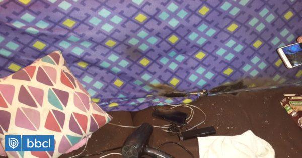 Denuncian que lanzaron lacrimógena al interior de un departamento en Concepción - BioBioChile