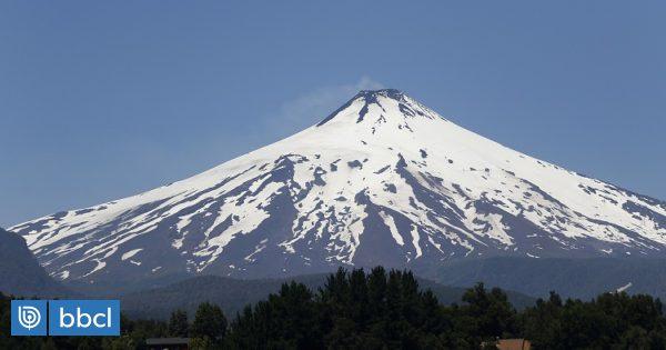 Mantienen Alerta Amarilla para volcán Villarrica por lago de lava cercano a superficie del cráter - BioBioChile