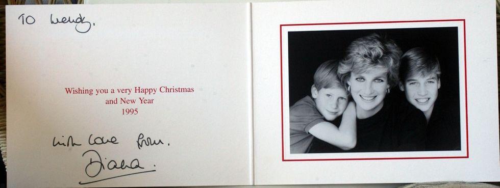 Princesa Diana | 1995