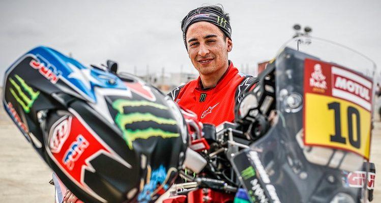 José Ignacio Cornejo ultima participación para el Dakar 2020