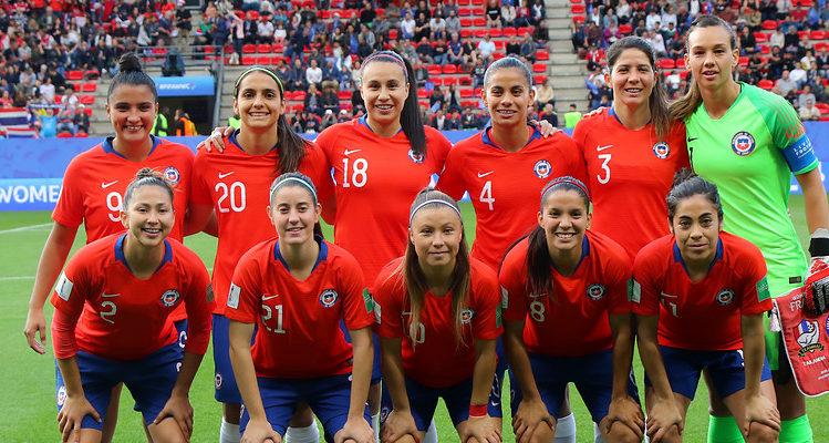La Roja femenina consiguió su mejor puesto histórico en el ranking FIFA