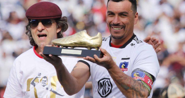Paredes tendrá 'un round más': el contrato que lo vinculará por un año más a Colo Colo