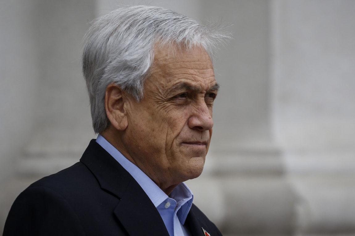 26 de Octubre de 2019   Sebastián Piñera anuncia la posibilidad de terminar con el estado de emergencia y que los ministros dejaran sus cargos a disposición   Agencia UNO