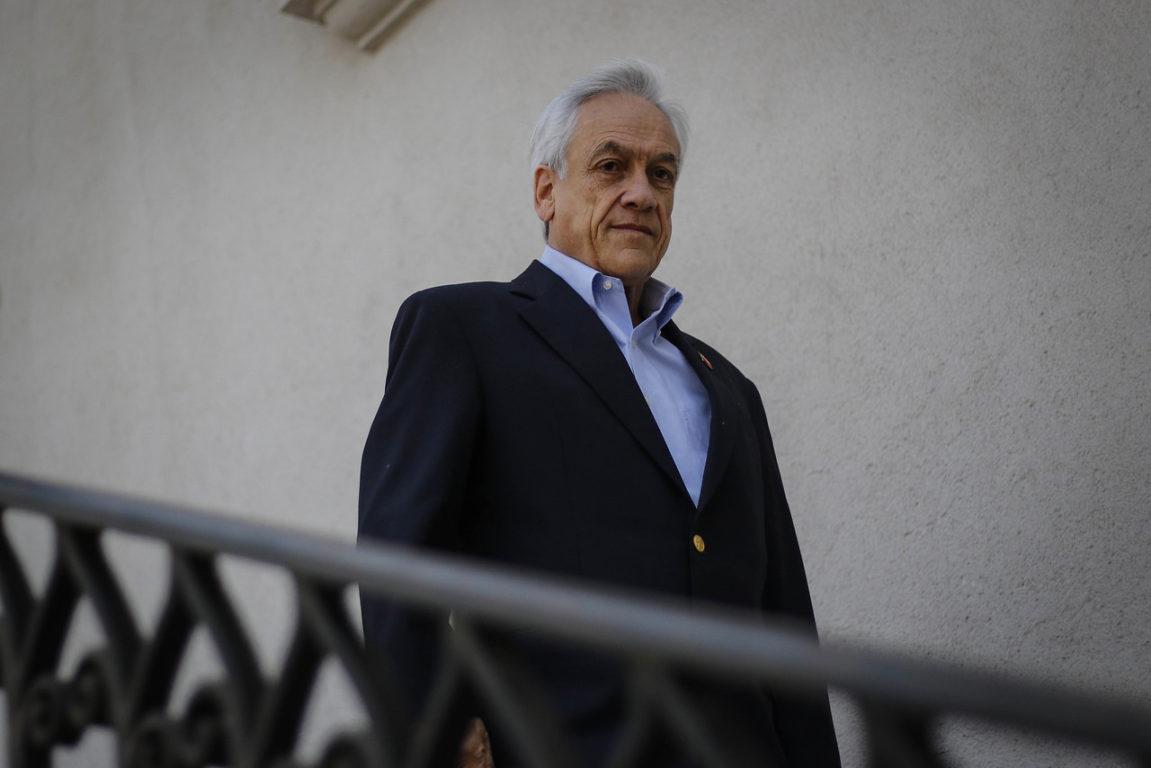 31 de octubre de 2019   Sebastián Piñera anuncia que la COP25 se realizara en España, en la misma fecha que se agendó en Chile   Agencia UNO