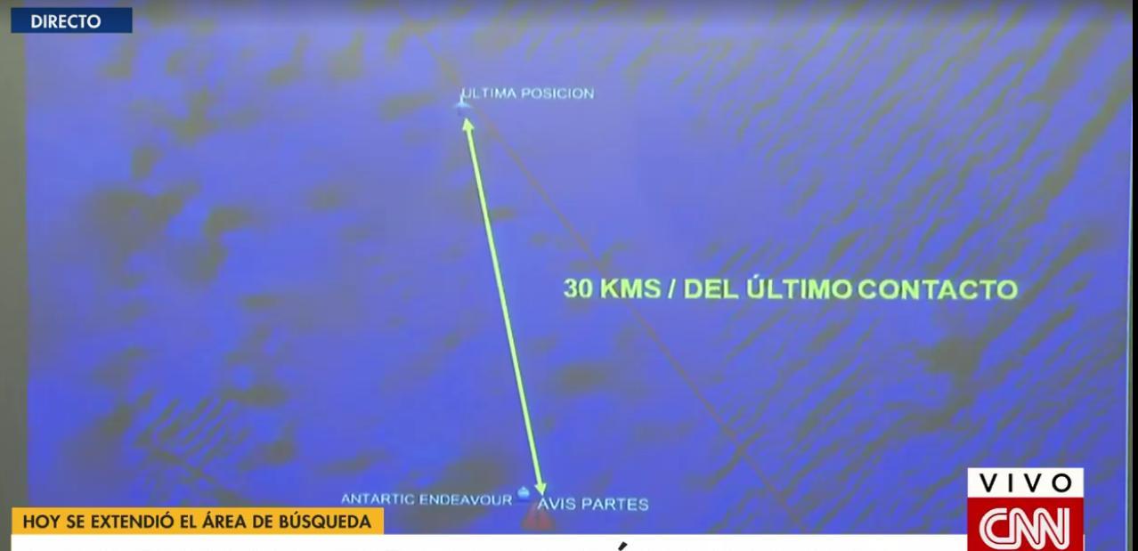 Captura de pantalla | CNN Chile