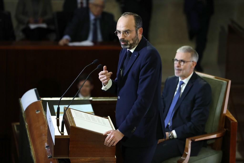 Édouard Philippe | AFP