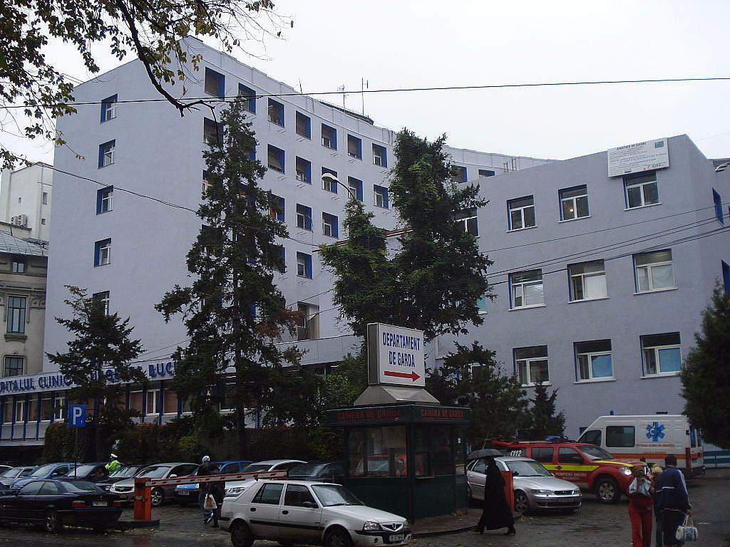 Hospital Floreasca | The Guardian