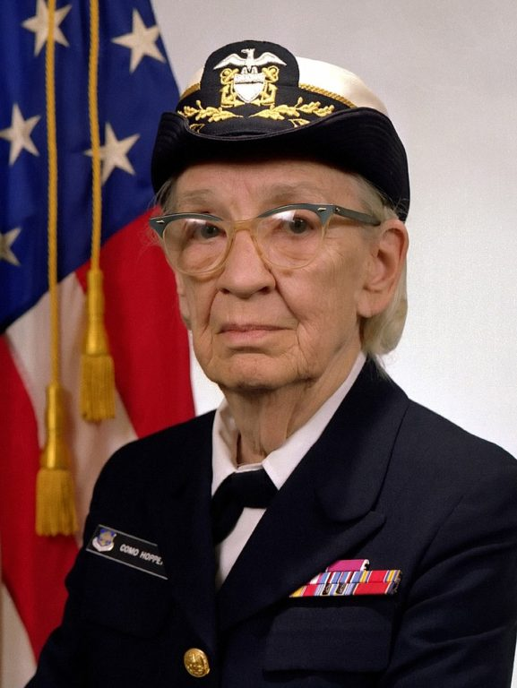 Grace Hopper (CC) Creative Commons