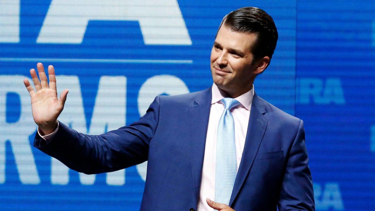 Donald Trump Jr. | AFP