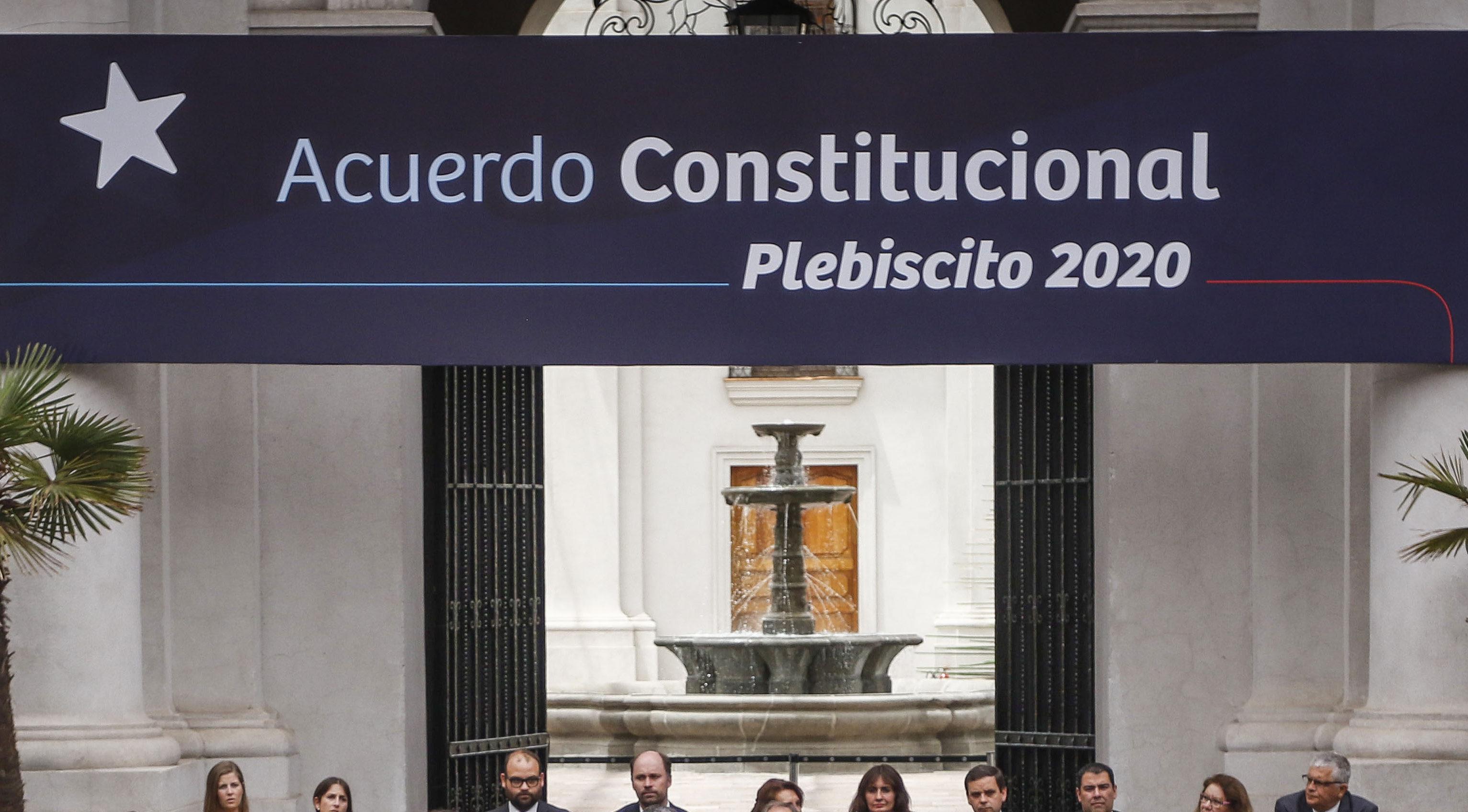 Resultado de imagen para plebiscito 2020